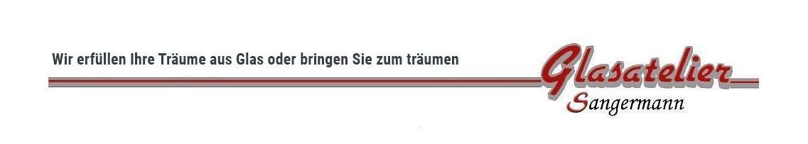 Glasatelier Sangermann Glaserei Logo